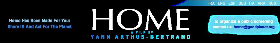 [Doc] HOME - O Mundo é a nossa casa Profile_header