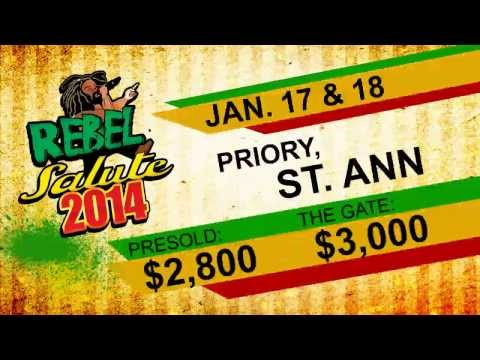 RebelSalute 2014 Friday