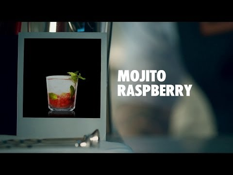 MOJITO RASPBERRY DRINK RECIPE - HOW TO MIX