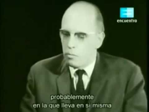 Michel Foucault - Entrevista Alain Badiou (2 de 3) - Filosofía y Psicología (Psicoanálisis)