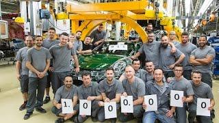 С конвейера сошел миллионный Porsche 911