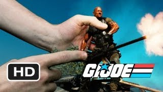 G.I. Joe Ultimate Playset Trailer (2013) - Dwayne Johnson, Bruce Willis Movie HD