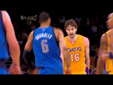 NBA Playoffs 2011: Los Angeles Lakers Vs Dallas Mavericks Game 1 Highlights (0-1)
