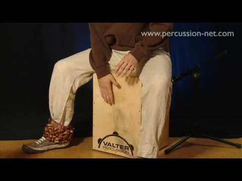 Bossa Nova on the Cajon