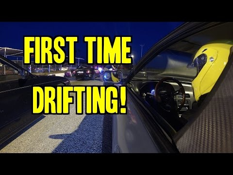 Learning to Drift - Ep. 1 | First Time Drifting! - UCBnnDg6oBvs8KVWX_F4GAIg