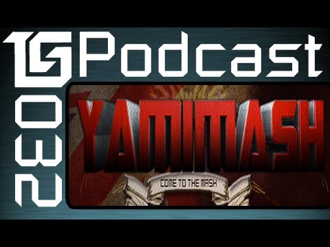 TGS Podcast #32 ft. Yamimash, Hosted by Jesse Cox, Totalbiscuit, & Dodger