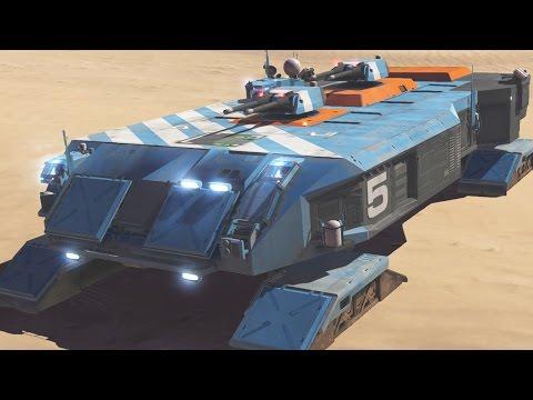 Homeworld: Deserts of Kharak Coalition Gameplay - Annihillation - UCeJTUiYP64xtfzpL-AagZGA