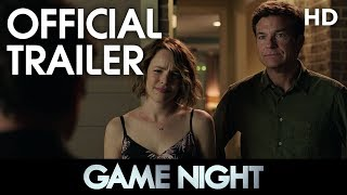 GAME NIGHT | Official Trailer 1 | 2017 [HD]