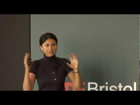 TEDxBRISTOL 2011 - TIA KANSARA - KANSARA HACKNEY LTD
