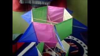 papalote rotro cubo