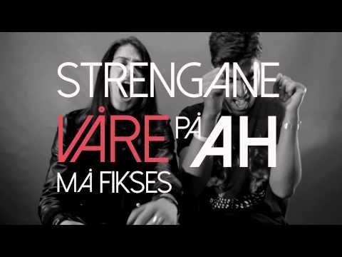 Sara & Arash - Bittersøt (Lyrics-video)