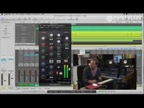 Friday Forum Live! 14.09.12 Mixing Techniques, UAD and Waves plug-ins