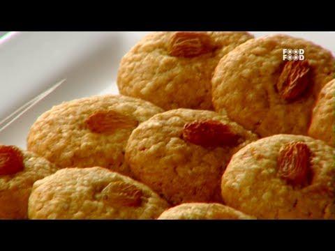 Oatmeal & Raisin Cookies - Tea Time