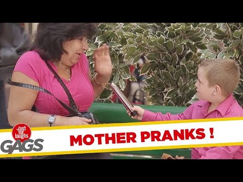 Best Mother Pranks – Best of Just For Laughs Gags