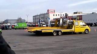 Соревнования по скоростному фигурному вождению в Житомире