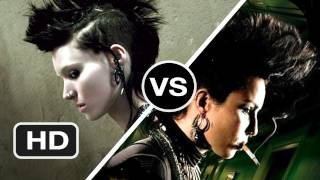 Noomi Rapace vs Rooney Mara - Who Is Better as Lisbeth? The GIrl With the Dragon Tattoo - HD Movie