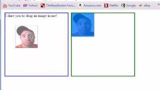 HTML5 Tutorial - 45 - Working on the Drag and Drop Program