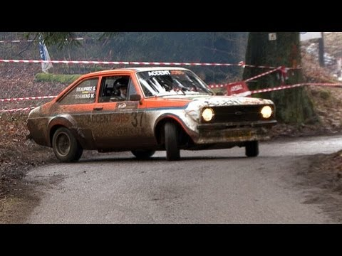 Rallye Legend Boucles de Spa 2012 [HD]