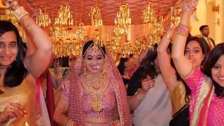 Bride Entry  Indian Bride  Indian Wedding  2019