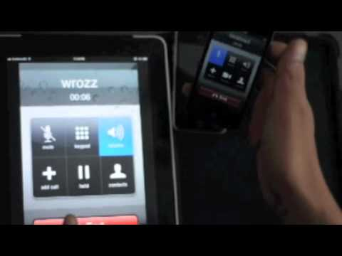 PhoneItiPad - Hack that turns your iPad 3G into a fully functional phone