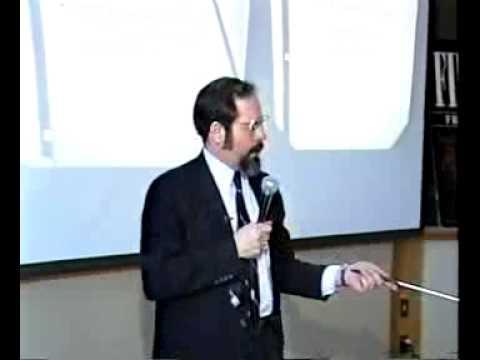Cold Fusion Day at MIT 1995 — Gene Mallove 1/7