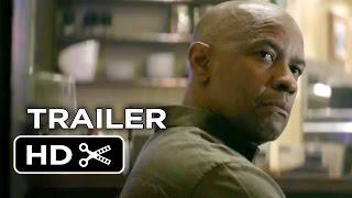 The Equalizer Official Trailer #2 (2014) - Denzel Washington Movie HD