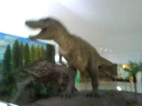 Thailand: Dynosaur Museum