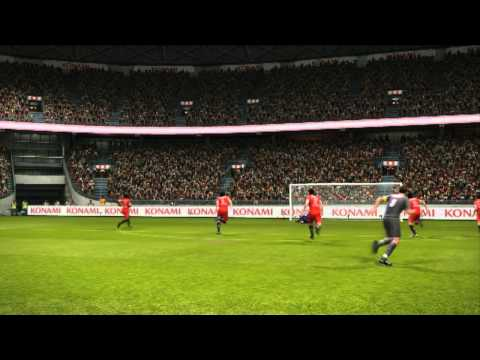 Top 25 Goals PES 2011 Vol. 1