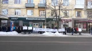 Бойкот Партии регионов в Житомире набирает обороты