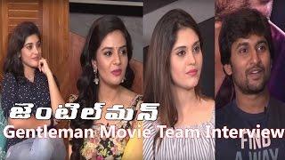 Gentleman Movie Team Latest Interview