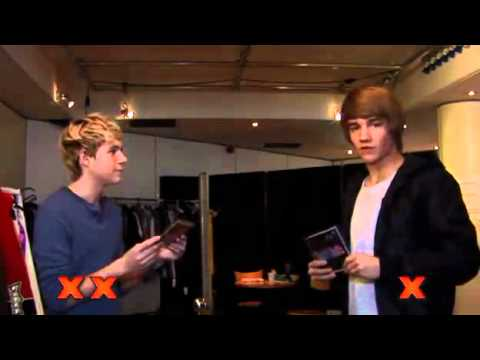 Quickfire - Niall vs Liam - One Direction - The X Factor --4XcdZv5rek