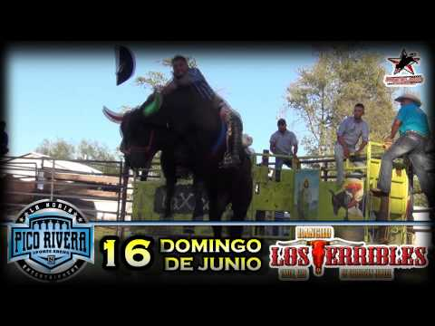 Junio 16: Rancho Los Terribles en Pico Rivera (1080p HD)