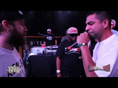Grind Time Now / Paid Dues presents :  Jonny Storm vs. DirtBag Dan ($1000 match)