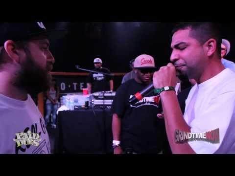 Grind Time Now / Paid Dues presents :  Jonny Storm vs. DirtBag Dan ($1000 match)