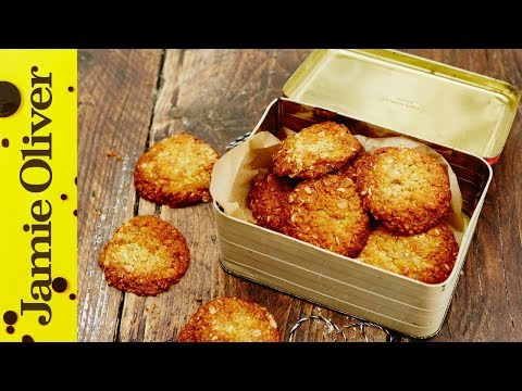 Anzac Day Biscuits | Tobie Puttock