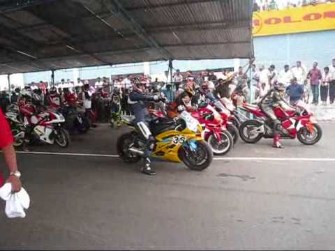 600- 1000cc Superbike Race in Kari Motor Speedway (05/06/09)