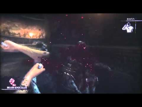 Rise of Nightmares - E3 2011 Tutorial Gameplay