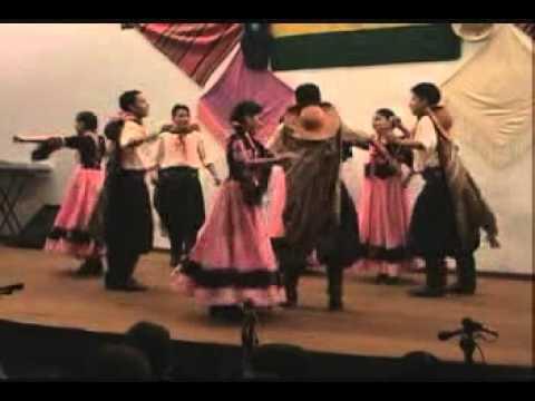 Chacarera - Danza folklorica de Bolivia