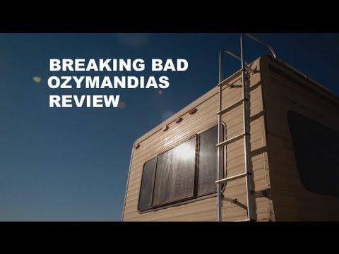 "Breaking Bad Episode 14 ""Ozymandias"" Review (SPOILERS)"