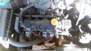 ДВС (Двигатель) в сборе Opel Astra F Артикул 50945904 - Видео