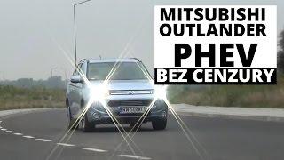 Mitsubishi Outlander PHEV - BEZ CENZURY - Zachar OFF