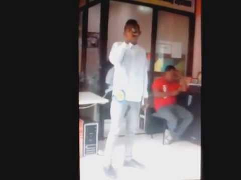 Jhong Madaliday (Mula sa Puso) During their amateur status..
