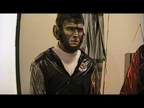 Captain Coulier (space explorer) - Behind the scenes Hi8U