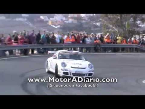 Rally Islas Canarias 2012 Shakedown