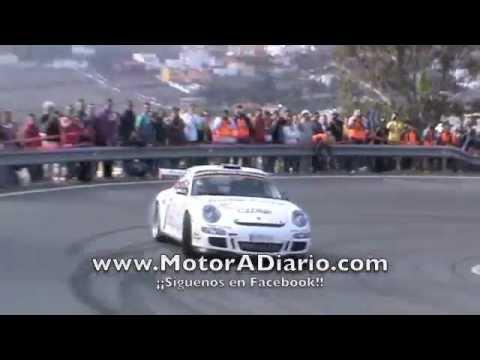 Rally Islas Canarias 2012 Shakedown