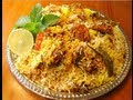 Recipe - Chilli Chicken Biryani Recipe With English Subtitles