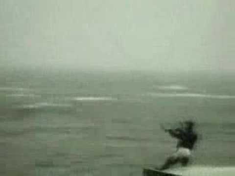kite surfing accident