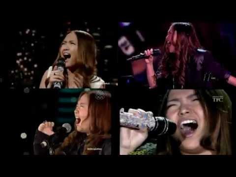 Die talentierteste Sängerin der Welt! | Charice Pempengco - In This Song LIVE