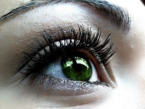 Make-up Prefect for Green Eyes!