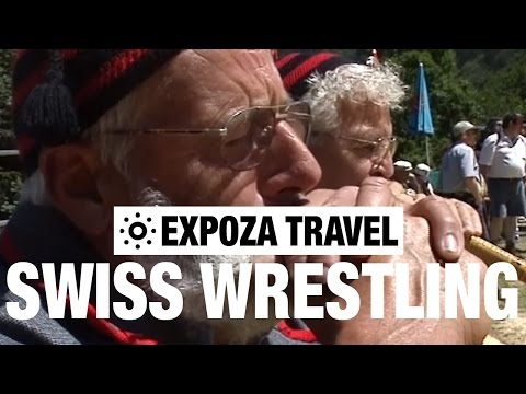 Swiss Wrestling (Switzerland) Vacation Travel Video Guide - UC3o_gaqvLoPSRVMc2GmkDrg